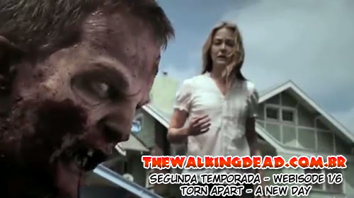 "The Walking Dead Webisodes - Torn Apart 1/6: ""A New Day"""