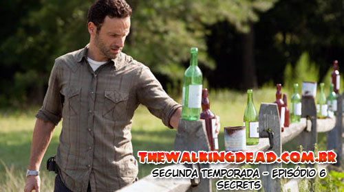 The Walking Dead 2ª Temporada Episódio 6 - Secrets