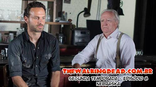The Walking Dead 2ª Temporada Episódio 8 - Nebraska