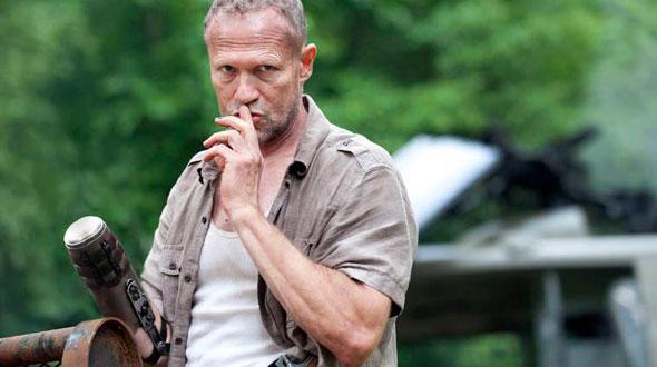 Merle Dixon na 3ª Temporada de The Walking Dead