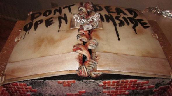 The Walking Dead bolo