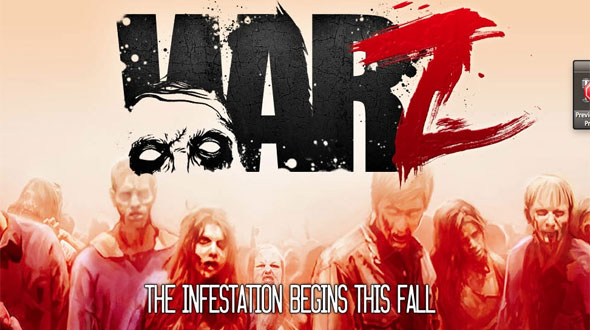 The War Z: o apocalipse zumbi em forma de game online