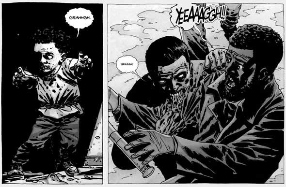 Morgan Jones e Duane Jones: Morte
