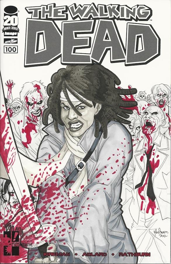 The Walking Dead: The Hero Initiative