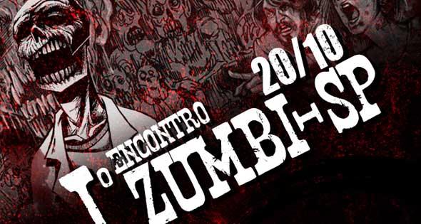 Evento: The Walking Dead na Livraria Saraiva