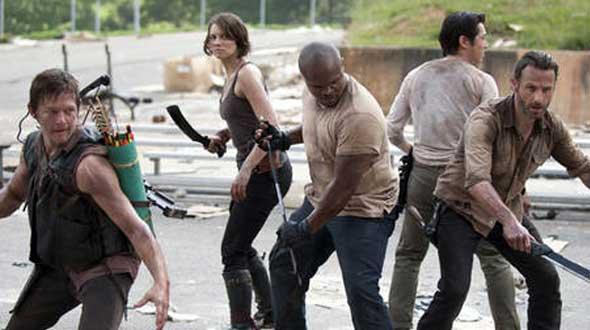 3ª temporada de The Walking Dead