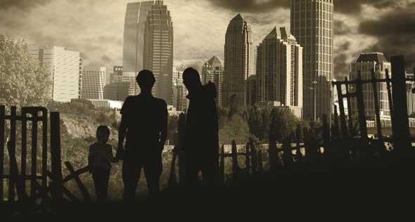 The Walking Dead: A Ascensão do Governador