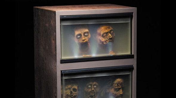 The Walking Dead 3ª Temporada: Imagens do incrível Box Blu-ray da McFarlane Toys edição limitada