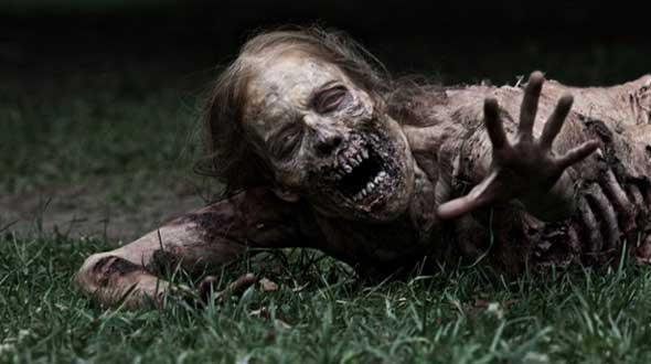 Os melhores zumbis de The Walking Dead: 1º zumbi