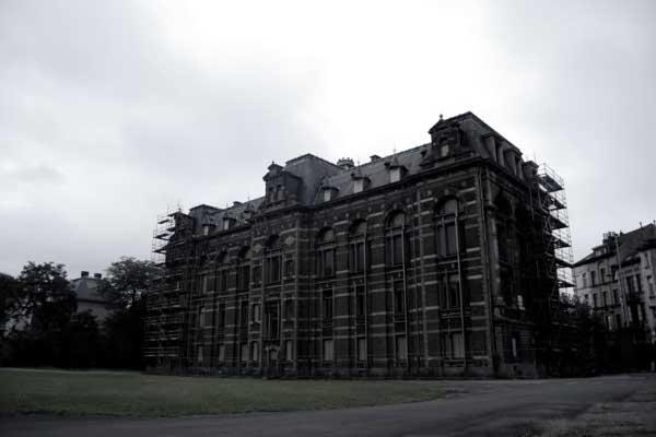 10 lugares abandonados horripilantes