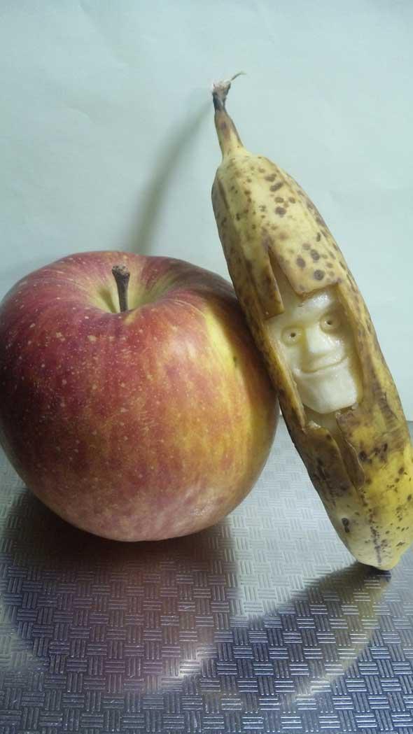 Arte com Bananas