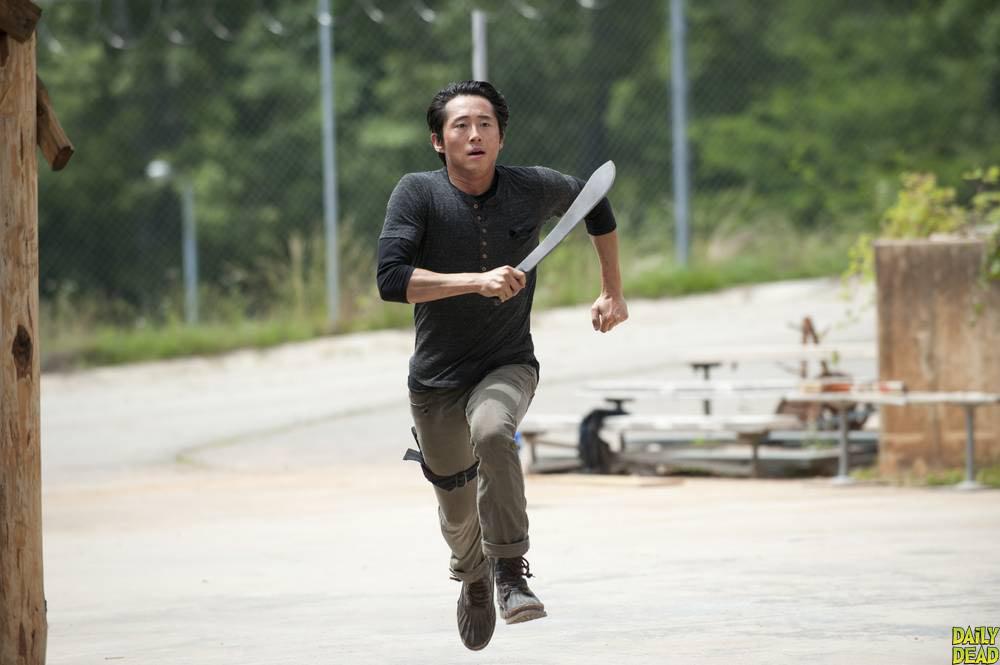 The Walking Dead 4ª Temporada