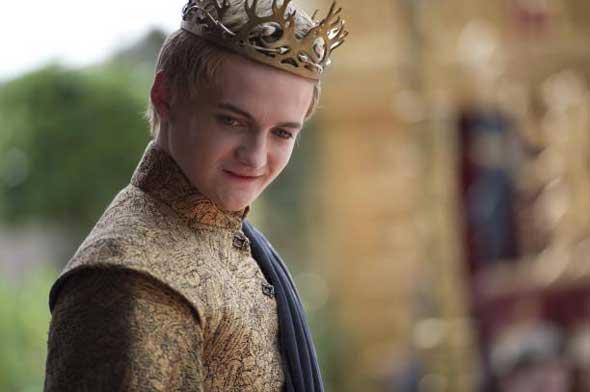 Joffrey Baratheon (Jack Gleeson)
