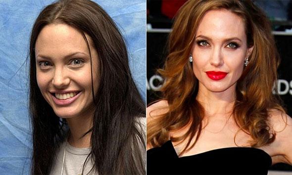 celebridades-internacionais-sem-maquiagem-26-Angelina-Jolie