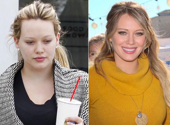 celebridades-internacionais-sem-maquiagem-4-hilary-duff