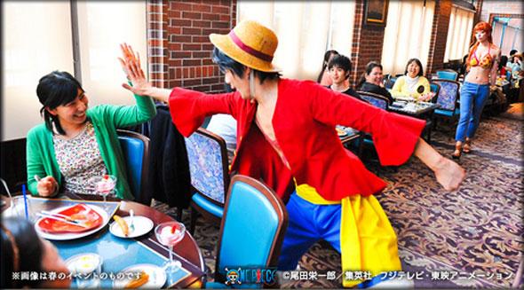 One-Piece-Premiere-Show-2014-Universal-Studios-do-Japão-Luffy-Nami