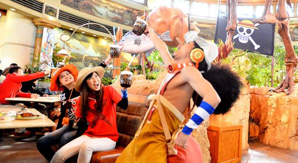 One-Piece-Premiere-Show-2014-Universal-Studios-do-Japão-Usopp