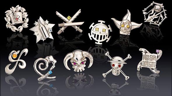 one-piece-acessórios-de-prata