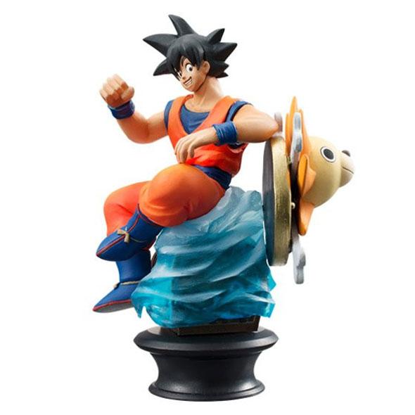 Rainha: Goku e Thousand Sunny
