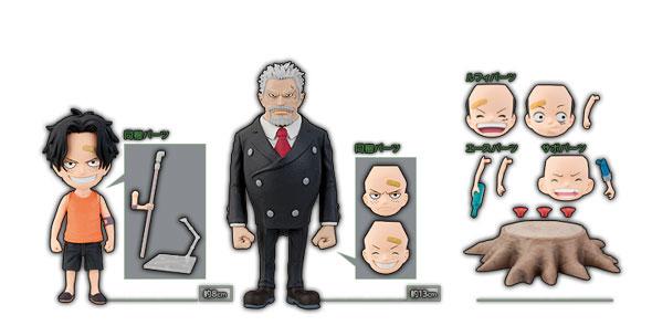 one-piece-stop-motion-asl-action-figures-bonecos-ace-garp