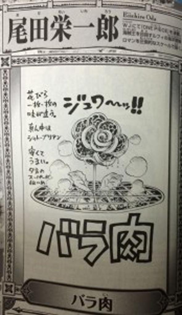 toriko-volume-29.5-desenho-oda-one-piece-rosa-de-carne