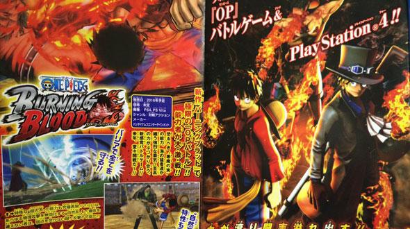 One-Piece-Blood-Burning-Scan-Weekly-Shonen-Jump-44-2015-Inglês-Luffy-Sabo