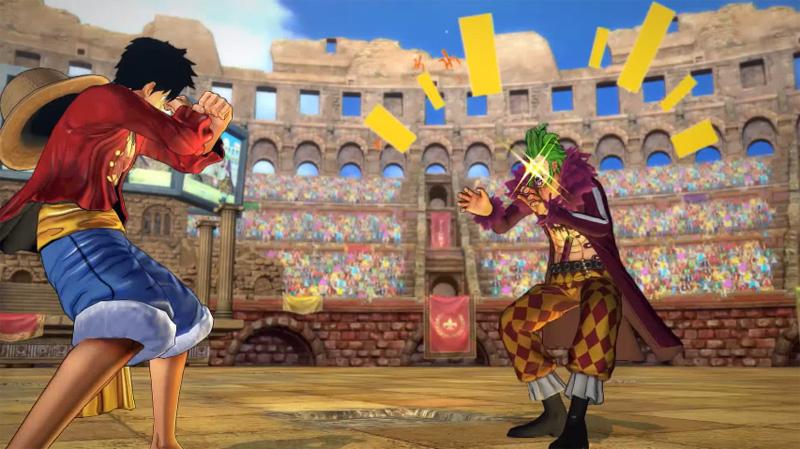 One-Piece-Burning-Blood-Trailer-Europeu-12-Luffy-Bartolomeo