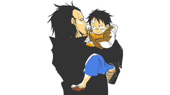 One-Piece-Dragon-Luffy-Bebê