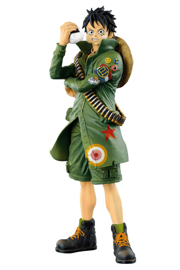 One-Piece-Military-Style-Ichiban-Kuji-Dezembro-2015-A-Luffy
