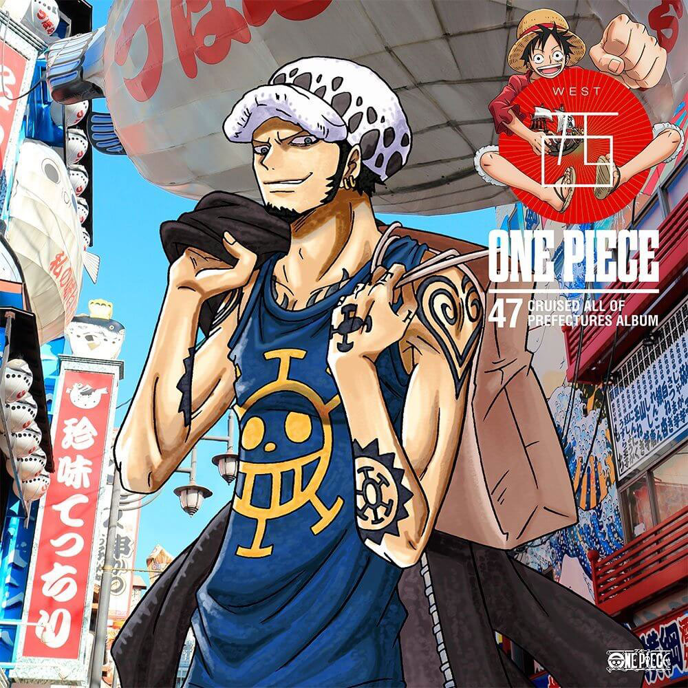 One-Piece-OPJ47-Cruise-3-Law-West-Oeste