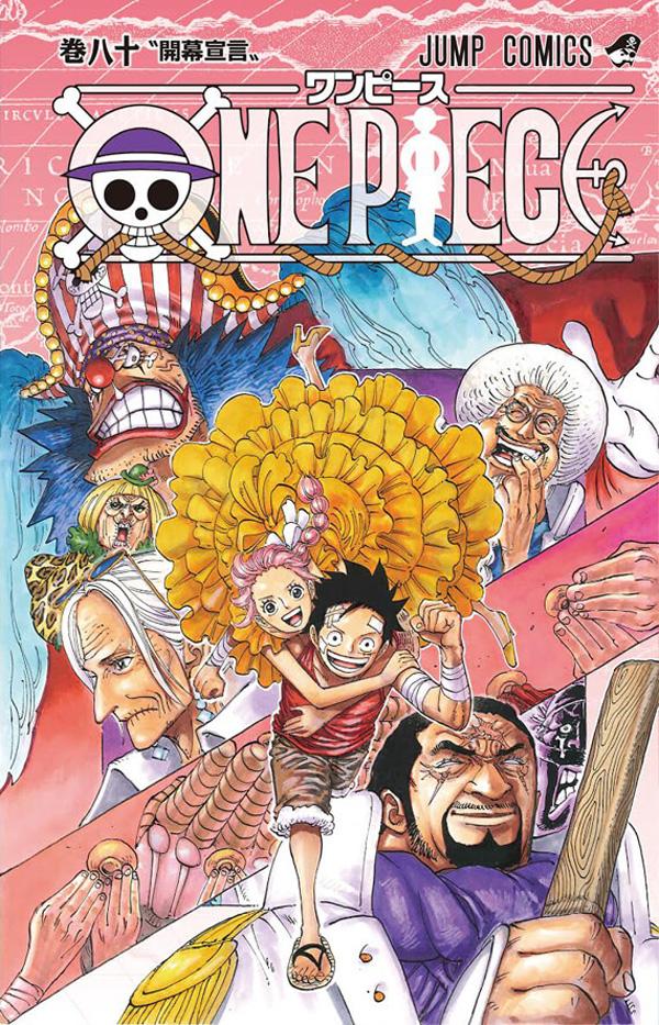 One-Piece-Volume-80-Capa