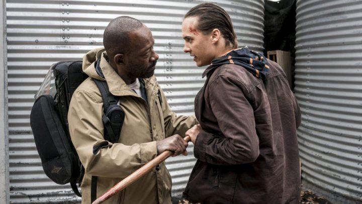 Nick morreu pouco após se encontrar com Morgan, no início da 4ª temporada de Fear The Walking Dead.