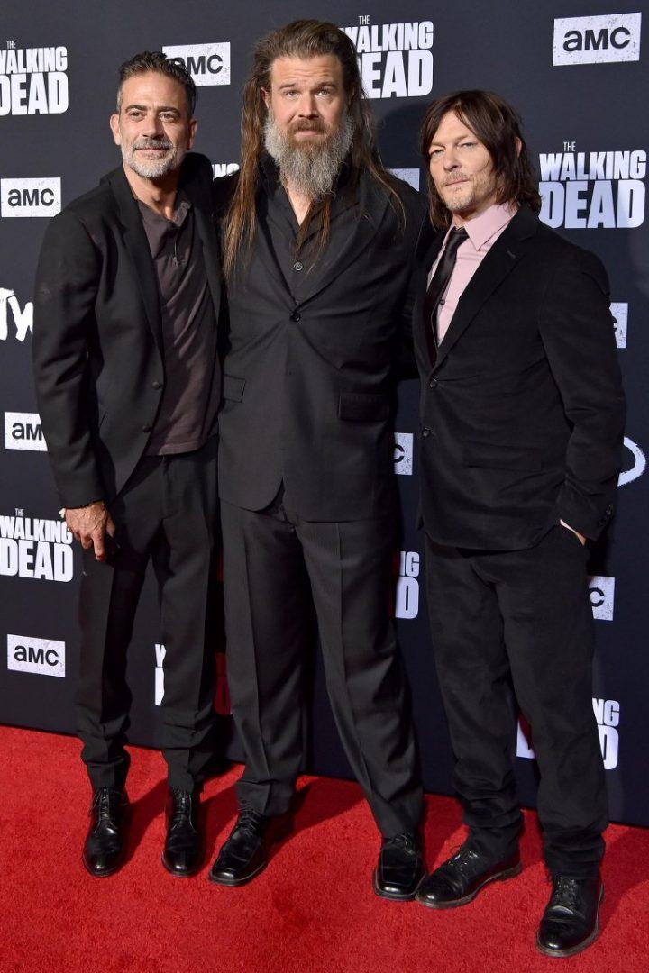 Confira Mais De 50 Fotos Do Elenco De The Walking Dead No Evento De Estreia Da 10ª Temporada