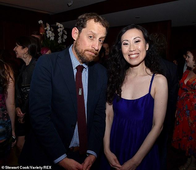 Scott Gimple e Angela Kang