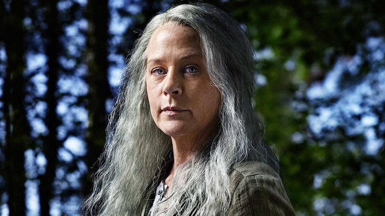 Carol Peletier, na 10ª temporada de The Walking Dead.