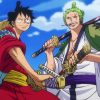 One Piece | Luffy e Zoro estão entre os personagens mais populares do MyAnimeList