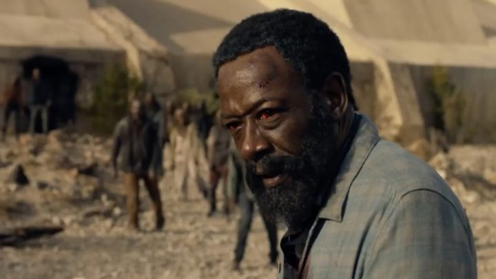 Morgan Jones na 6ª temporada de Fear The Walking Dead.