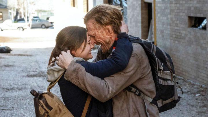 Dwight e Sherry se reencontram no 3º episódio da 6ª temporada de Fear The Walking Dead.