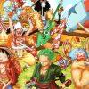 One Piece é eleito melhor mangá em pesquisa realizada com 150 mil leitores