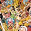 One Piece comemora 1.000 capítulos com a 1ª pesquisa mundial de popularidade de personagens