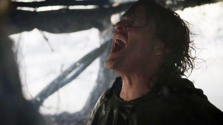 Daryl Dixon, no 18º episódio da 10ª temporada de The Walking Dead.