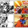 One Piece   Comparação Anime x Mangá do episódio 962