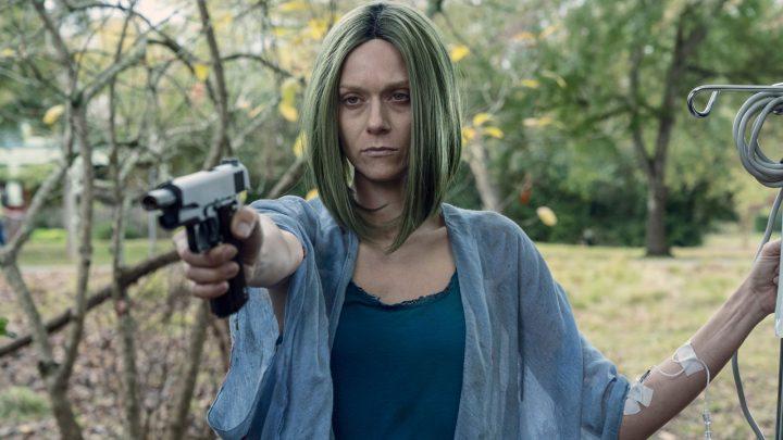 Lucille, esposa de Negan, nos episódios extras da 10ª temporada de The Walking Dead.