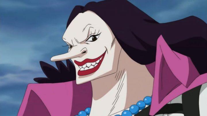 Catarina Devon em One Piece.