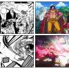 One Piece | Comparação Anime x Mangá do episódio 965