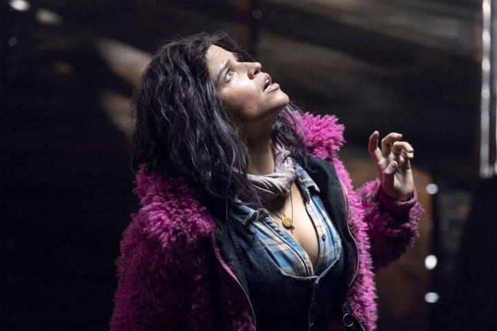 """Princesa, no 20º episódio da 10ª temporada de The Walking Dead (S10E20 - """"Splinter"""")."""