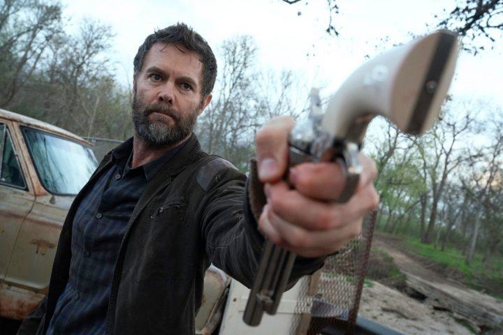 """John Dorie no 8º episódio da 6ª temporada de Fear The Walking Dead (S06E08 - """"The Door"""")."""