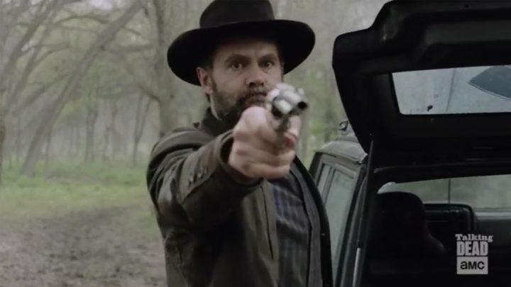 """John Dorie no 8º episódio da 6ª temporada de Fear The Walking Dead (S06E08 - """"The Door"""")"""
