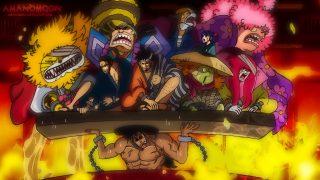 Cronograma do Anime