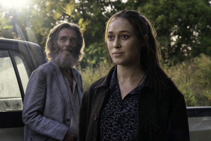 """Teddy e Alicia no 14º episódio da 6ª temporada de Fear The Walking Dead (S06E14 - """"Mother"""")."""
